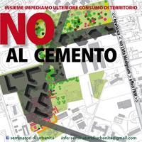 NO al cemento sul parco